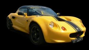Lotus Elise S1 Unfallwagen Baujahr 1998