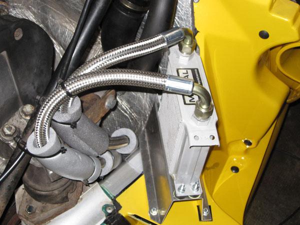 oelkuehler 2 300x225 Fast fahrbereit...