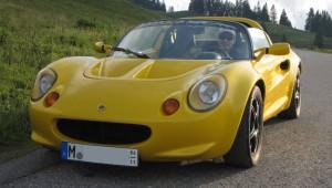 Lotus Elise S1 Restauriert Baujahr 1998