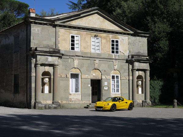 Villa Reale in