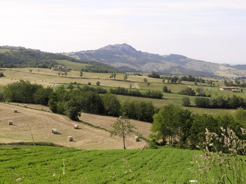 kurz hinter Parma