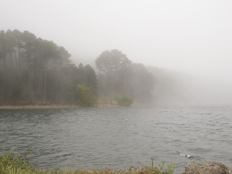 Lac de l' Ospedale
