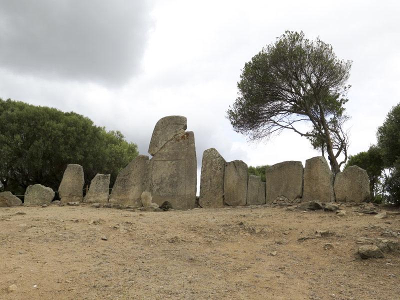 Gigantengrab Tomba di Li Lolghi