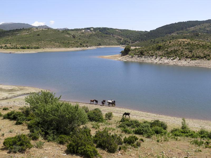 Lago Alto del Flumendosa