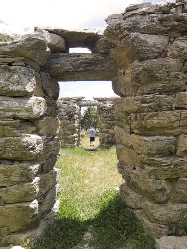 Il Tempio di Domu 'e Urexia