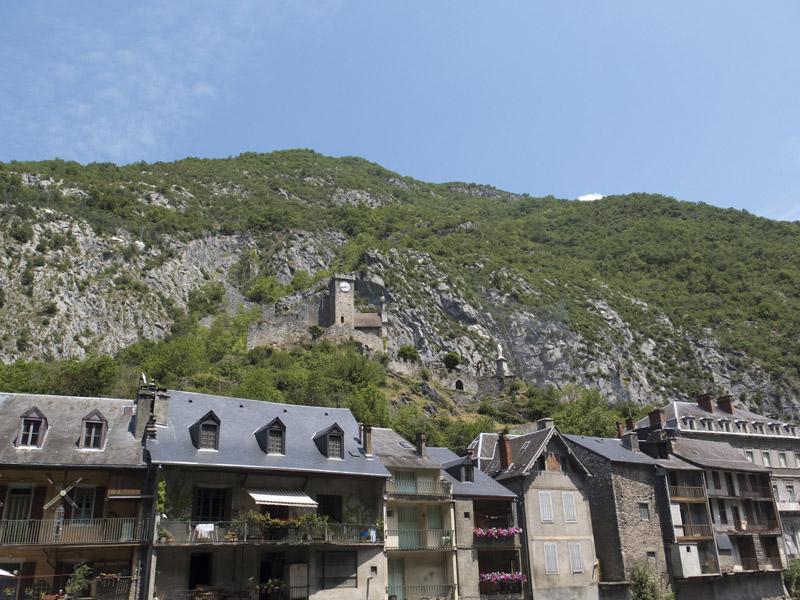 Chapelle du Château - Saint-Béat