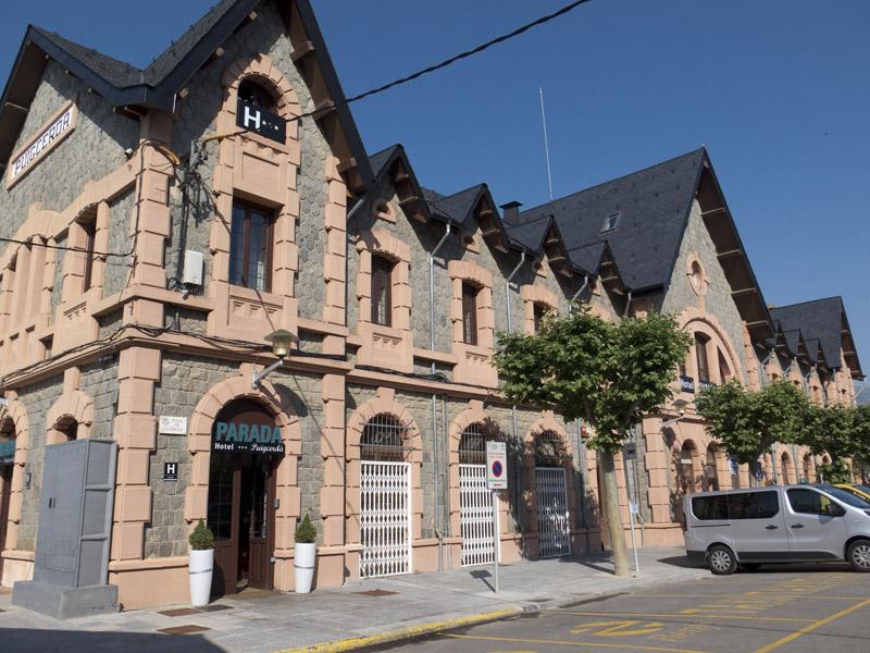 Hotel Parada in Puigcerda