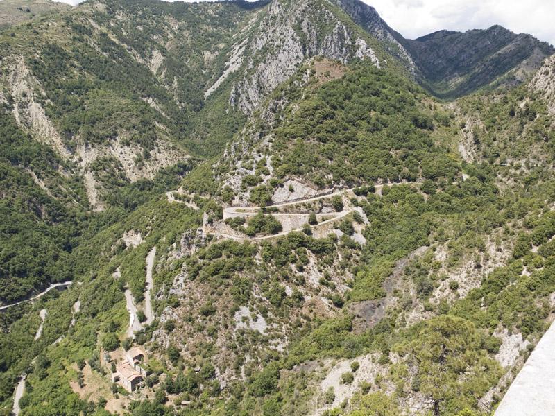 D15 zum Col du Savel