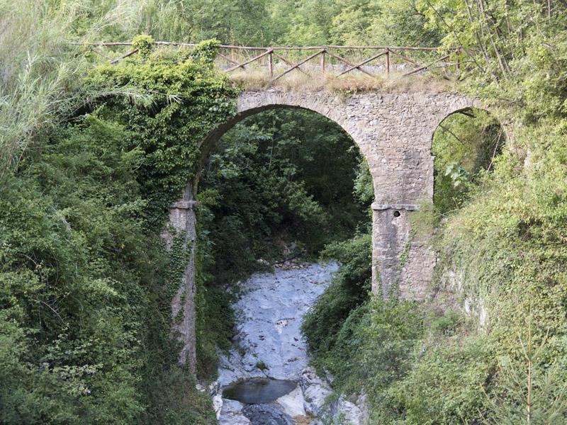 Brücke in Colletta